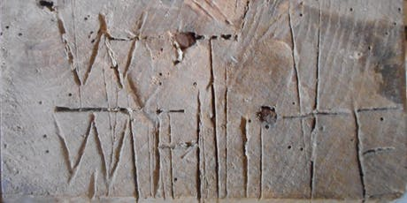 Talk: Scratching the Surface - Hampshire Medieval Graffiti Project  tickets