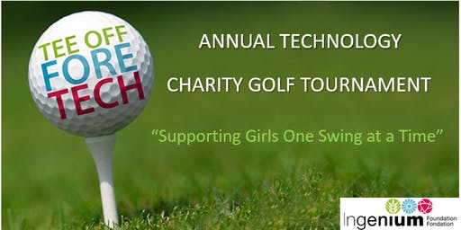 Tee of FORE Tech Charity Golf Tournament