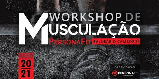 Workshop de Musculação PersonaFit