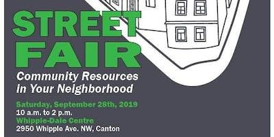 Stark County Board of Developmental Disabilities Street Fair