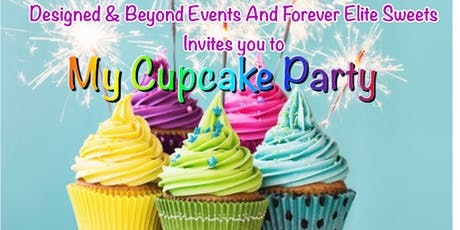 Parent.Kids.Decorate.Eat.Cupcake Party tickets