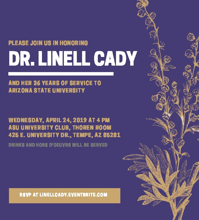 Linell Cady Retirement Gathering