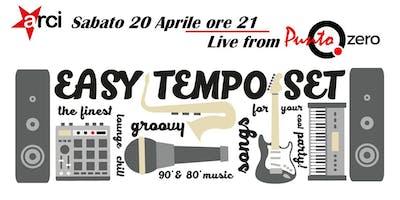 Concerto live e Vernissage in un'unica serata al Circolo Punto Zero