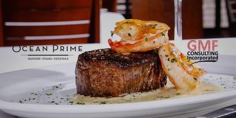 "Friday Lunch Break @ Ocean Prime Orlando, part of ""The 4 Series Lunch Breaks"" tickets"