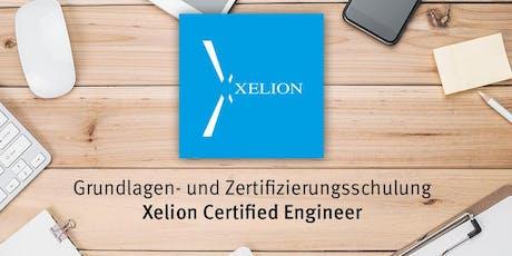 Xelion, Zertifizierung IP-Telefonsystem (Grundlagen) - Harmstorf Tickets