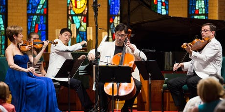 Cactus Pear Music Festival: Two Weeks of Chamber Music that is Sizzlin' Hot! tickets