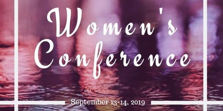 Be Still Women's Conference 2019 tickets