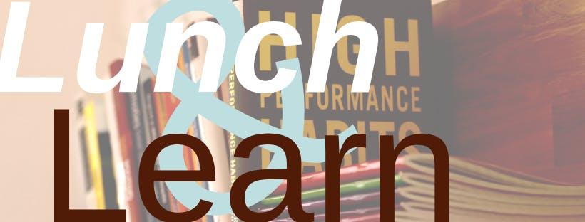 Lunch & Learn 19/12