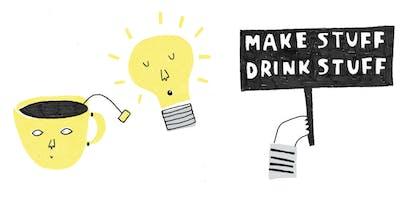 MakeStuff/DrinkStuff Collage Stuff