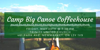 Camp Big Canoe Coffeehouse