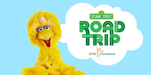 The Sesame Street Road Trip -- Los Angeles