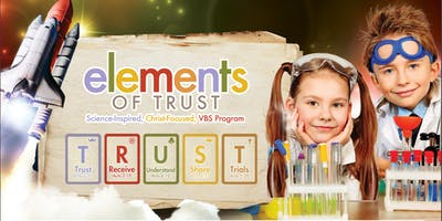 Elements of Trust Science Camp