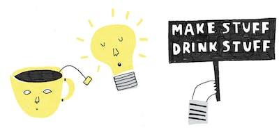 MakeStuff/DrinkStuff Sewing Machine Stuff
