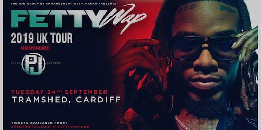 Fetty Wap (Tramshed, Cardiff)