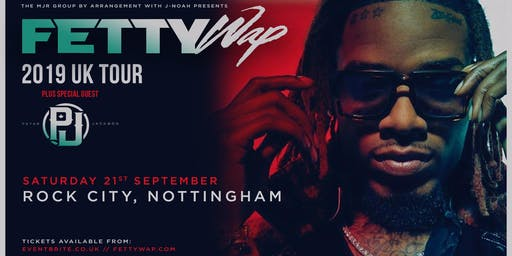 Fetty Wap (Rock City, Nottingham)