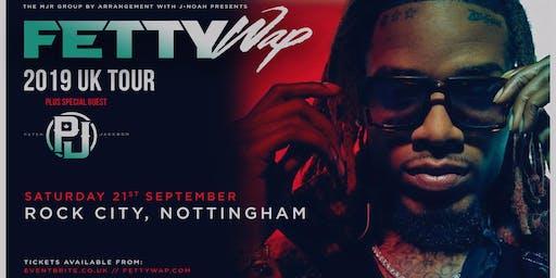 Fetty Wap (Rock City, Nottingham)