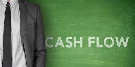 Manejo del Flujo de Efectivo y Cash Flow (San Juan) tickets