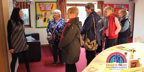 Francis House Open Day tickets