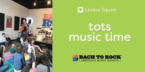 Tots Music Time at Bach to Rock 7/2/19