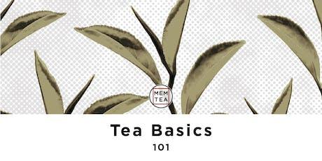 Tea Basics - 101 tickets