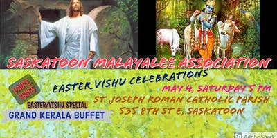 SMA EASTER VISHU CELEBRATIONS