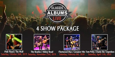 Classic Albums Live - 4 Show Package