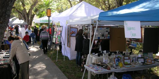 Art Under the Oaks 37th Annual Arts & Crafts Festival