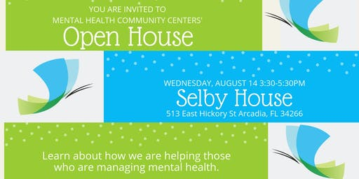Selby House Open House