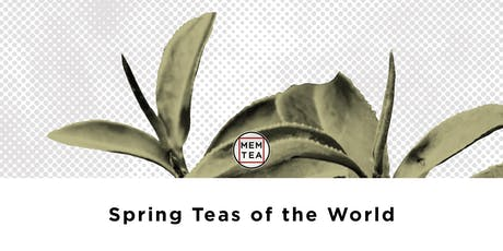 Spring Teas of the World tickets