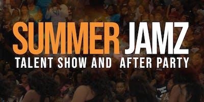 SUMMER JAMZ TALENT SHOW