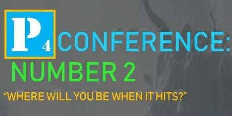 P4: Number 2 Annual Poop, Puke, Pest Prevention Conference tickets