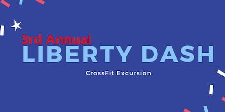 3rd Annual Liberty Dash tickets