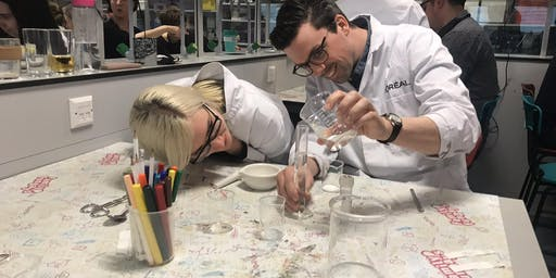LYSC Summer Schools: Spectacular colour chemistry (age 16–18)