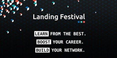 Landing Festival Lisbon 2019 bilhetes