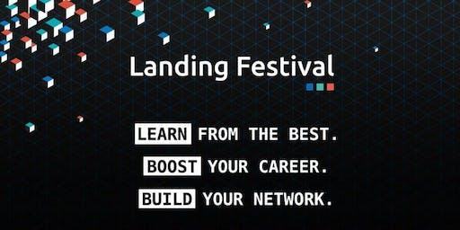 Landing Festival Lisbon 2019