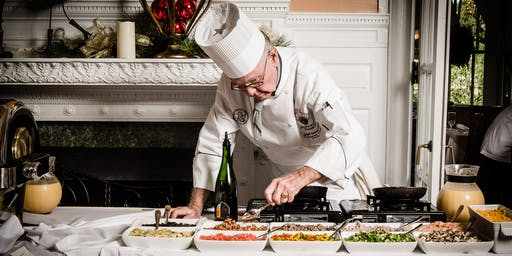 Holiday Chef Demonstration - Jekyll Island Club