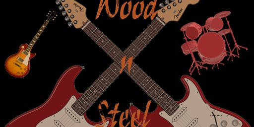"@ The Courtyard Lounge, Wood n Steel ""Revival"" $5.00 Cover"