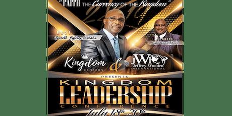 Kingdom Leadership Conference tickets
