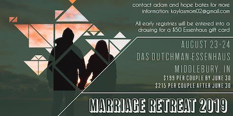 Marriage Retreat 2019 tickets