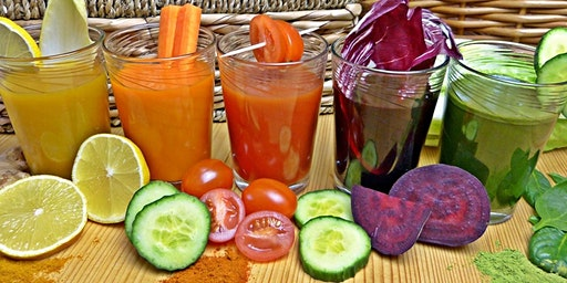 Detox and Cleanse Practical Workshop - Learn How To Rid Your Body Of Toxins