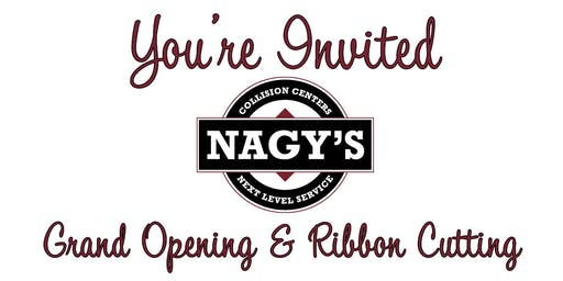 Nagy's Collision Hartville Grand Opening & Ribbon Cutting