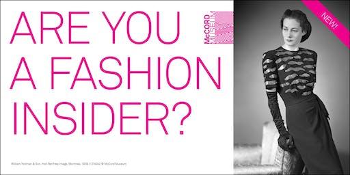 Become a Fashion Member