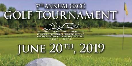 TOURNOI DE GOLF ANNUEL / GOLF TOURNAMENT  tickets