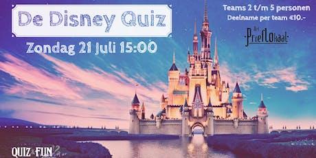 De Disney Quiz Waalwijk tickets