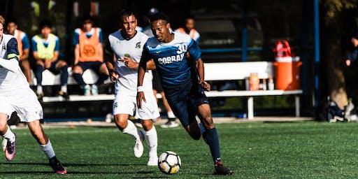 Corban University Men's Soccer ID Camp