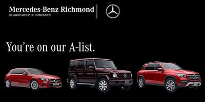 Mercedes Benz Richmond Unveiling