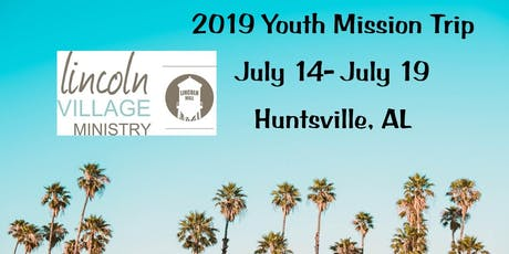 Youth Mission Trip tickets