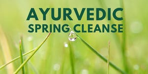 Ayurvedic Spring Cleanse - Transitioning your body...