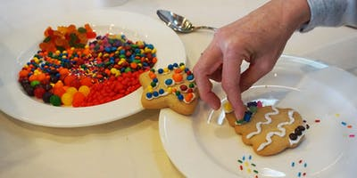 Christmas Cookie Decorating - December 20