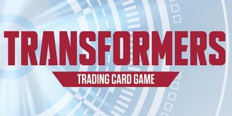 Transformers TCG: Weekly Play tickets